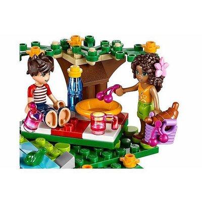 Lego Lego Friends Heartlake Luchtballon 41097