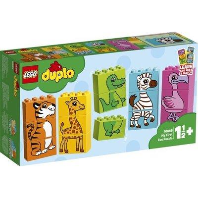 Lego Duplo Lego Duplo Mijn Eerste Leuke Puzzel 10885