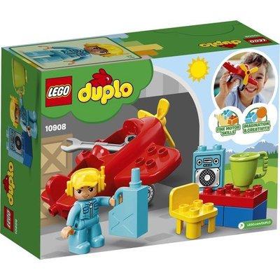 Lego Duplo Lego Duplo Vliegtuig 10908