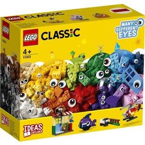 Lego Classic Stenen en Ogen 11003