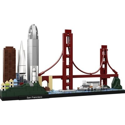 Lego Lego Architecture San Francisco 21043
