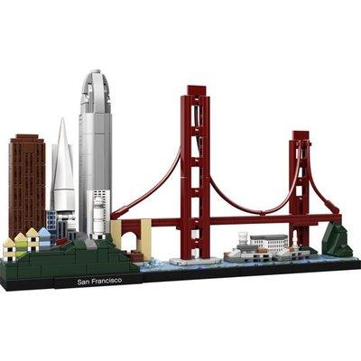 Lego Lego Architecture San Francisco 21043