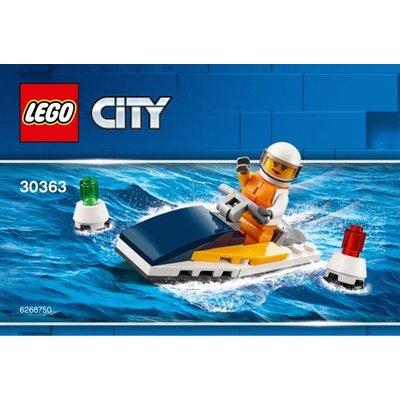 Lego Lego City Raceboot (Polybag) 30363