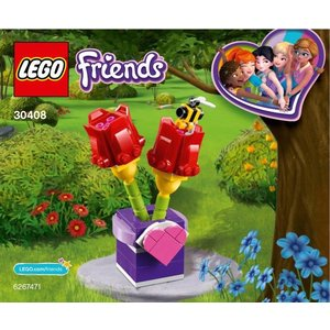 Lego Friends Tulpen  (Polybag) 30408
