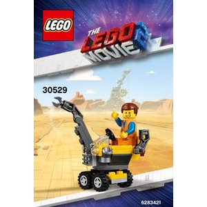 Lego The Movie 2 Mini Meester-bouwer Emmet (Polybag) 30529