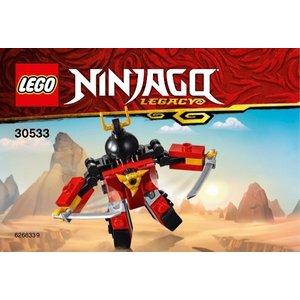 Lego Ninjago Sam-X (Polybag) 30533