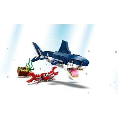 Lego Lego Creator Diepzeewezens 31088