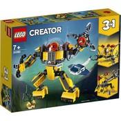 Lego Lego Creator Onderwaterrobot 31090