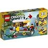 Lego Lego Creator Woonboot aan de Rivier 31093