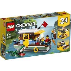 Lego Creator Woonboot aan de Rivier 31093
