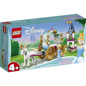 Lego Disney 4+ Assepoester's Koetstocht 41159