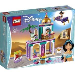Lego Disney Aladdin en Jasmine's Paleisavonturen 41161