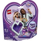 Lego Lego Friends Emma's Hartvormige Doos 41355