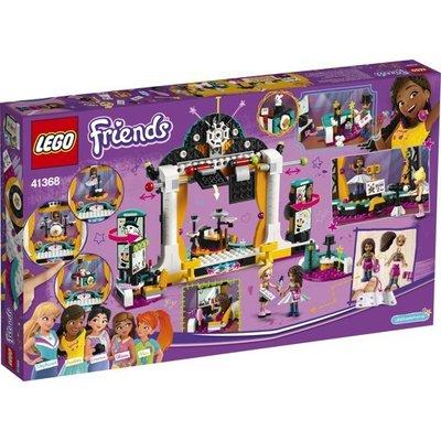 Lego Lego Friends Andrea's Talentenjacht 41368