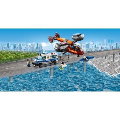 Lego Lego City Luchtpolitie Diamantroof 60209