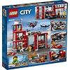 Lego Lego City Brandweerkazerne 60215