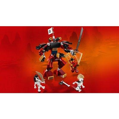 Lego Lego Ninjago De Samoerai Mech 70665