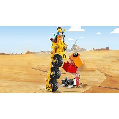 Lego Lego The Movie 2 Emmet's Driewieler 70823
