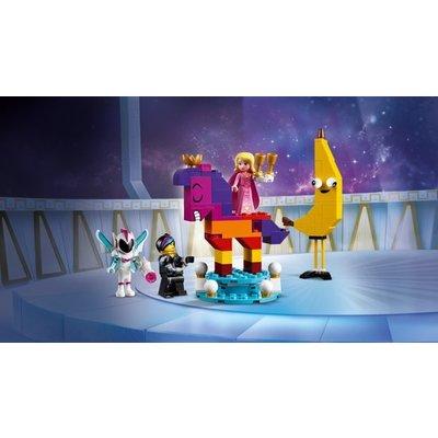 Lego Lego The Movie 2 Maak Kennis met Koningin Wiedanook Watdanook 70824