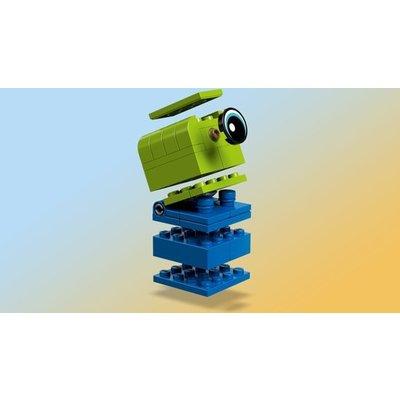 Lego Lego The Movie 2 Unikitty en Strijdster Lucy 70827