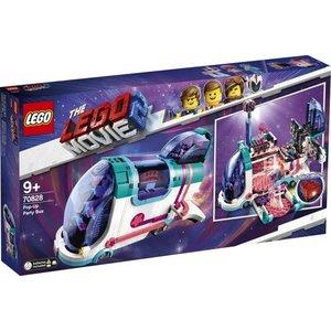 Lego The Movie 2 Uitklap Feestbus 70828