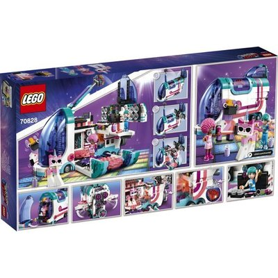 Lego Lego The Movie 2 Uitklap Feestbus 70828