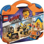 Lego Lego The Movie 2 Emmet's Bouwdoos 70832