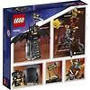 Lego Lego The Movie 2 Gevechtsklare Batman en Metaalbaard 70836