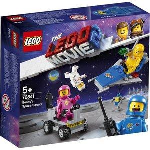 Lego The Movie 2 Benny's Ruimteteam 70841