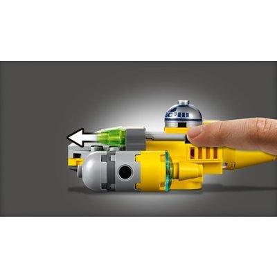 Lego Lego Star Wars Naboo Starfighter Microfighter 75223