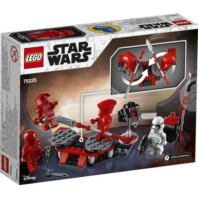 Lego Lego Star Wars Elite Praetorian Battle Pack 75225