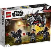 Lego Lego Star Wars Inferno Squad Battle Pack 75226
