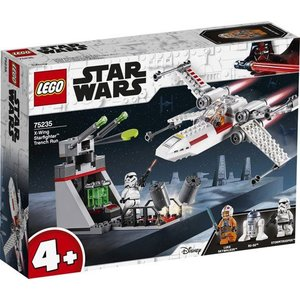Lego Star Wars 4+ X-Wing Starfighter 75235