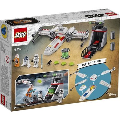 Lego Lego Star Wars 4+ X-Wing Starfighter 75235