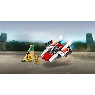 Lego Lego Star 4+ Wars Rebel A-Wing Starfighter 75247