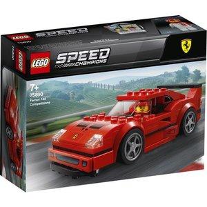 Lego Speed Champions Ferrari F40 75890
