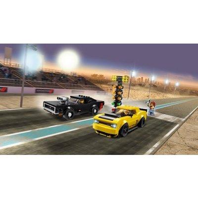 Lego Lego Speed Champions Dodge Challenger en Dodge Charger 75893