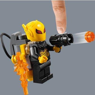 Lego Lego Super Heroes Batman Mech vs Poison Ivy Mech 76117