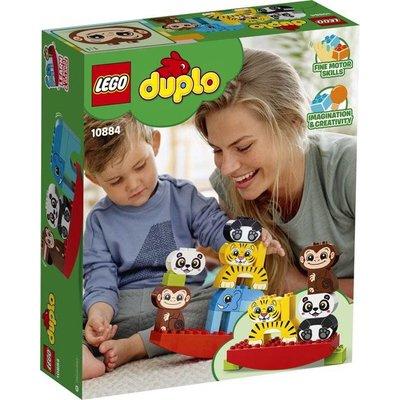 Lego Duplo Lego Duplo Mijn Eerste Balancerende Dieren 10884