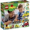 Lego Duplo Lego Duplo Mijn Eerste Auto Creaties 10886
