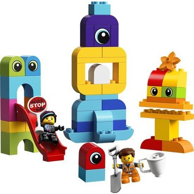 Lego Duplo Lego Duplo The Movie 2 Visite voor Emmet en Lucy 10895