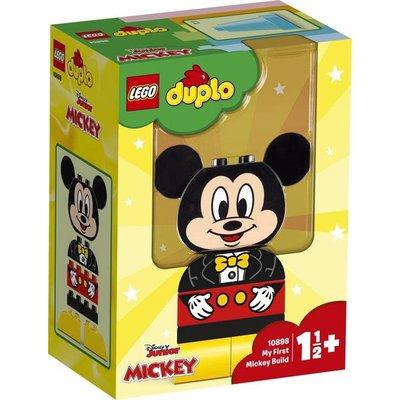 Lego Duplo Lego Duplo Mijn Eerste Mickey Mouse 10898