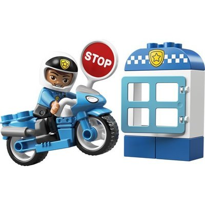 Lego Duplo Lego Duplo Politiemotor 10900