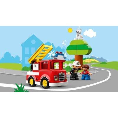 Lego Duplo Lego Duplo Brandweertruck 10901