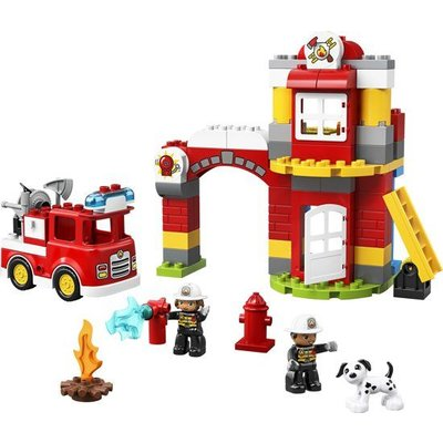 Lego Duplo Lego Duplo Brandweerkazerne 10903