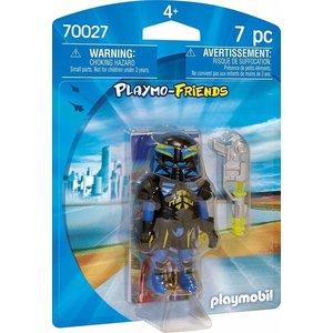 Playmobil Playmo Firends Ruimte Agent 70027