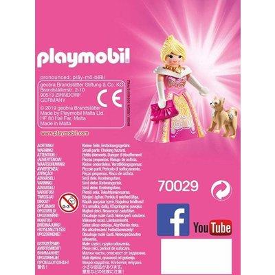 Playmobil Playmobil Playmo Friends Prinses met Hond 70029
