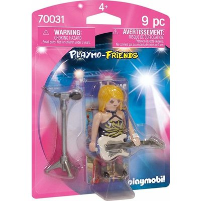 Playmobil Playmobil Playmo Friends Rockster 70031