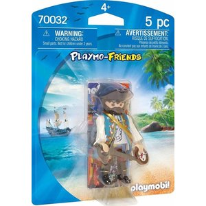 Playmobil Playmo Friends Piraat met Kompas 70032
