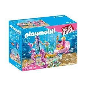 Playmobil Starterpack Koets met Zeepaardjes 70033